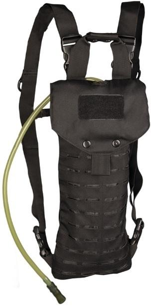 Hydration Pack 2,5 Liter, Sort
