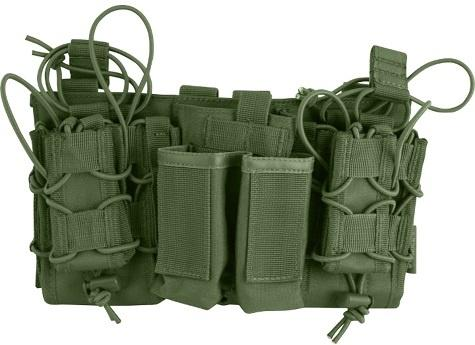 Viper Tactical Taktisk Molle Panel, OD