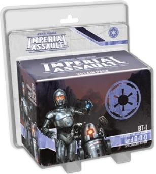 Star Wars: Imperial Assault: BT-1 and 0-0-0 Villain Pack