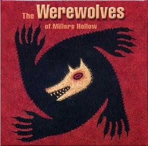 The Werewolves of Miller's Hollow - DK