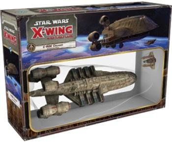 Star Wars X-Wing: C-ROC Cruiser Expansion Pack