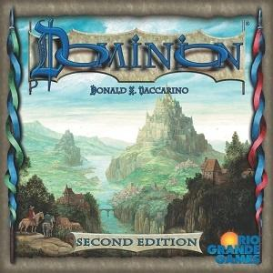 Dominion, Second Edition brætspil