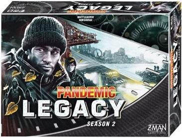 Pandemic Legacy Season 2, Black