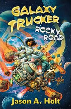 Galaxy Trucker: Rocky Road