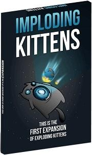Exploding Kittens: Imploding Kittens, Original Edition