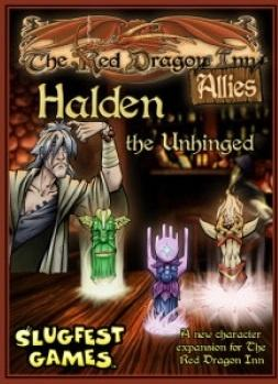 Red Dragon Inn: Allies - Halden the Unhinged
