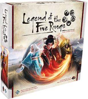 Legend of the Five Rings LCG: The Card Game Core Set