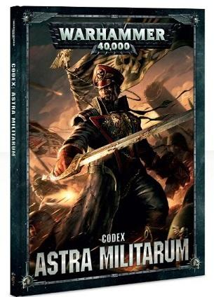Codex: Astra Militarum, Hardback, 8th Edition