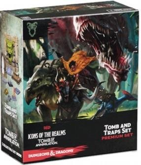 D&D Icons of the Realms - Tomb of Annihilation Case