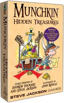 Munchkin - Hidden Treasures Special Edition