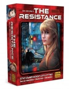 Resistance - The 3rd Edition, DK