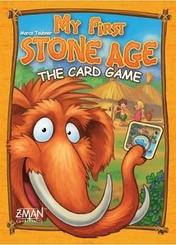 My First Stone Age: The Card Game