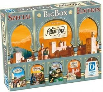 Alhambra: Big Box (Special Ed.)