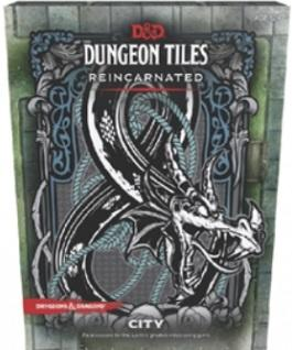 D&D - Dungeon Tiles Reincarnated City