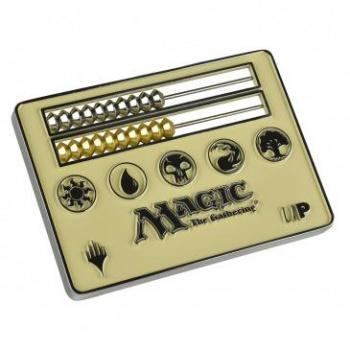 UP - Card Size Abacus Life Counter for Magic - White