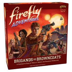 Firefly Adventures: Brigands & Browncoats - EN