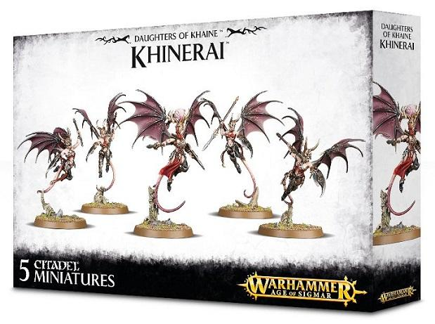 Daughters Of Khaine: Khinerai