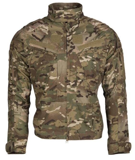 Combat Jacket Chimera Multicam, Str. XL