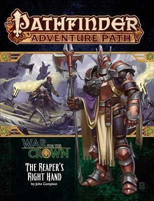 Pathfinder Adv. Path: The Reaper's Right Hand, War for the Crown