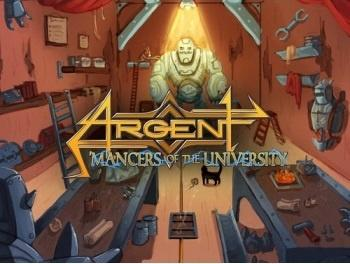 Argent The Consortium - Mancers of the University Expansion