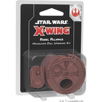 Star Wars X-Wing 2nd Edition Rebel Alliance Maneuver Dial Upgrad