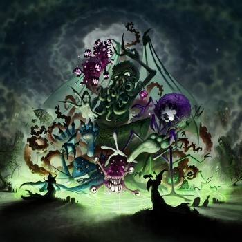 A Writhe: A Game of Eldritch Contortions