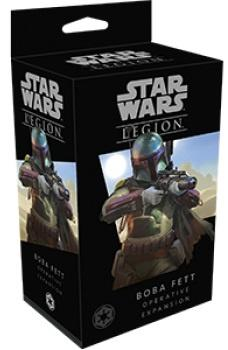 Star Wars Legion - Boba Fett Operative Expansion