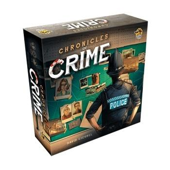 Chronicles of Crime brætspil