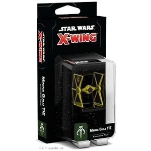 X-Wing Second Edition Mining Guild TIE Expansion Pack
