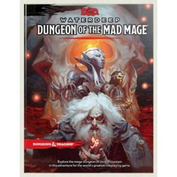 D&D RPG - Dungeon of the Mad Mage RPG Book