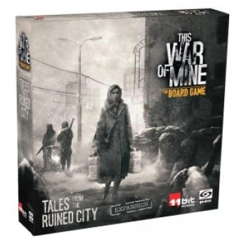 This War of Mine: The Board Game - Tales from the Ruined City Exp.