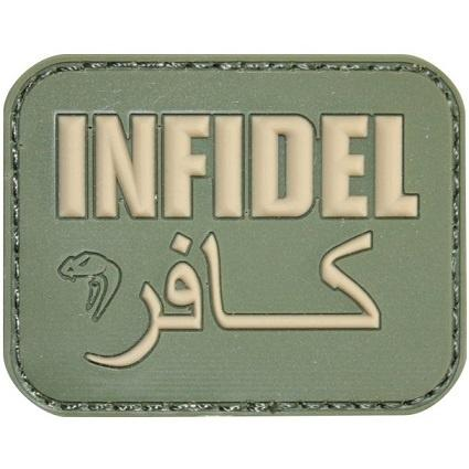 'Infidel' Morale Patch