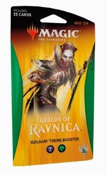 Guilds Of Ravnica Theme Booster Packs