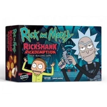 Rick and Morty: The Rickshank Redemption