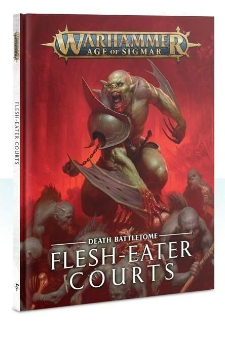 Battletome: Flesh-eater Courts 2nd edition regelbog
