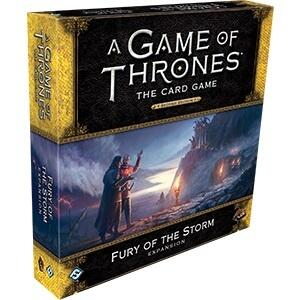 A Game of Thrones: The Card Game Fury of the Storm