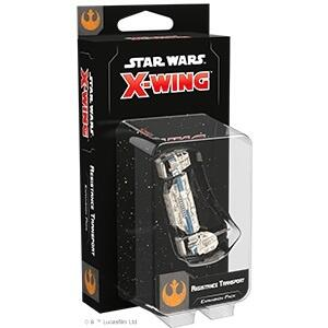 X-Wing Second Edition Resistance Transport Expansion Pack