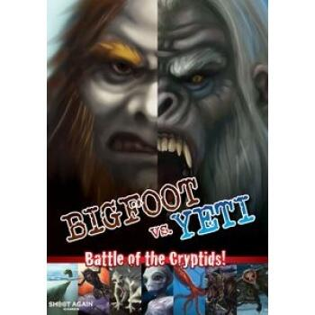 Bigfoot vs Yeti er et deck strategisk kort spil