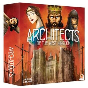 Architects of the West Kingdom er et fedt strategi spil
