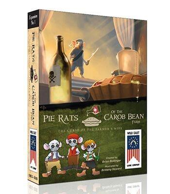 Pie Rats of the Carob Bean Farm Curse of the Farmer's Wife er en fed udvidelse