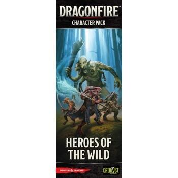 Dragonfire: Character Pack – Heroes of the Wild giver nogen fede helte