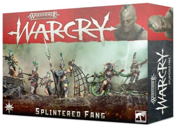 The Splintered Fang er et warband af slange tilbedende kultister