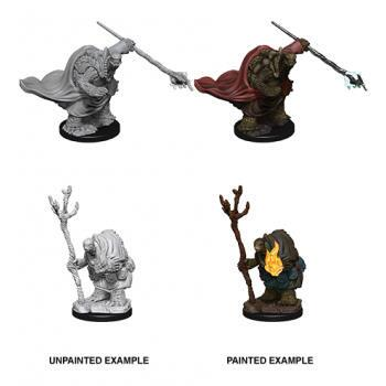 D&D Nolzur's Marvelous Miniatures - Tortles Adventurers