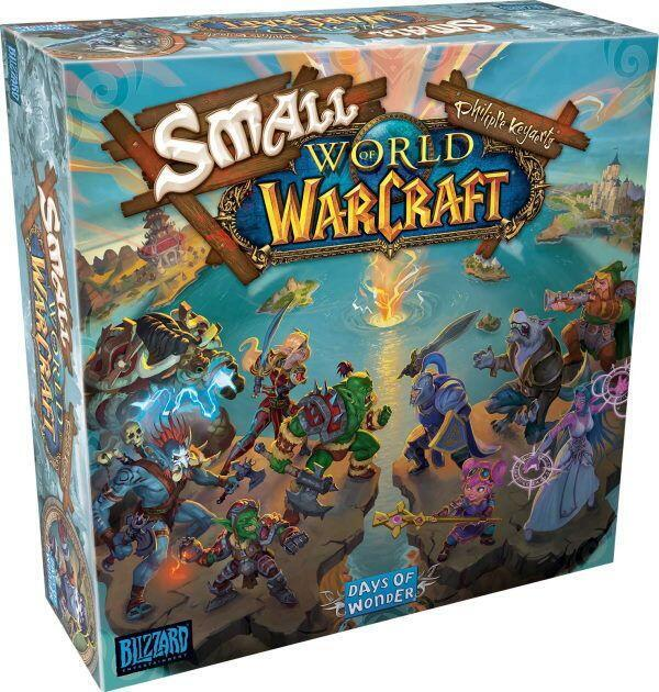 Small World of Warcraft bringer det kendte computerspil til bordet