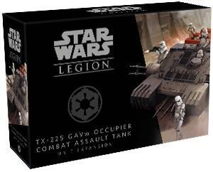 Star Wars Legion: TX-225 GAVw Occupier Combat Assault Tank Unit Expansion er en stor kejserlig tank