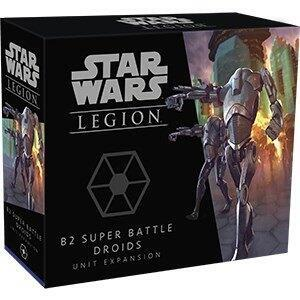 B2 Super Battle Droids Unit Expansion giver Seperatist hære i Star Wars: Legion en kraftig opgradering