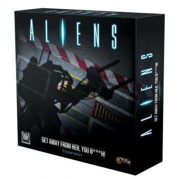 Aliens: Get Away From Her, You B***h! udvider grundspillet med klimakset fra Aliens filmen
