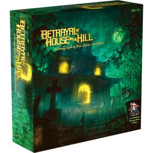 Betrayal at House on the Hill (2nd. Edition)