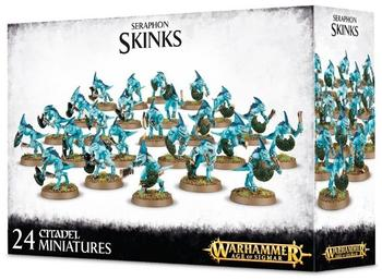 Seraphon Skinks Regiment