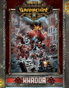Forces of Warmachine: Khador (softcover) - MKII